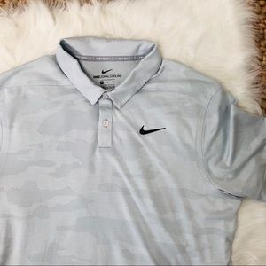 Nike Golf Zonal Cooling Polo